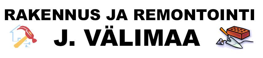 Rakennus ja Remontointi J. Välimaa | Rakentaa ja Remontoi