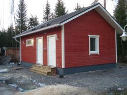 Talousrakennus valmis 2015